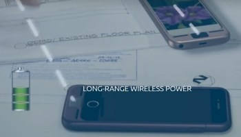 Wi-Charge wireless charging