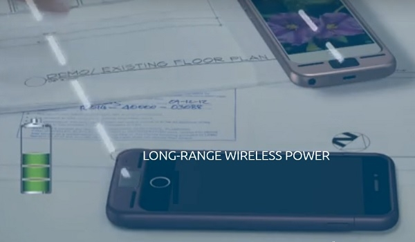 Wi-Charge long range Wireless Charging versus Qi Standard