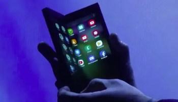 Samsung foldable phone, Samsung Galaxy Fold