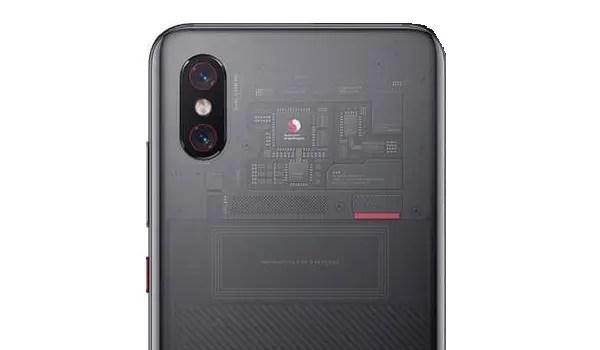 Xiaomi Mi 8 Explorer Edition 8GB RAM mobile phone