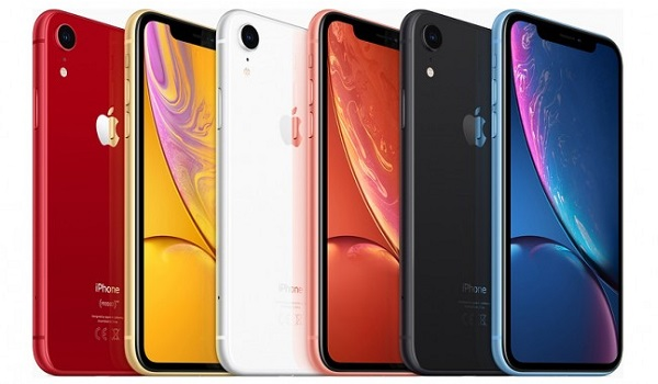iPhone XR is the hottest 2018 iPhone model