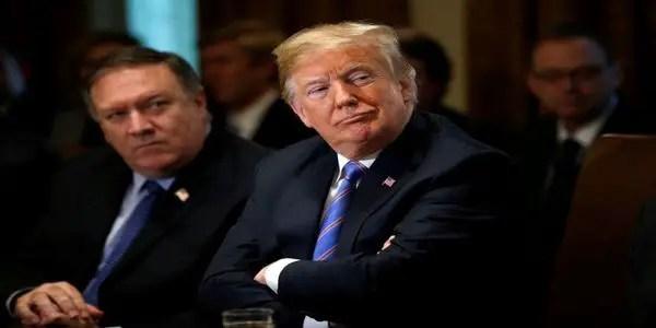 US President, Dinald Trump