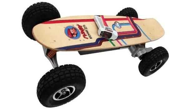 MUNKYBOARDS SK-1200BL Off-road Electric Skateboards