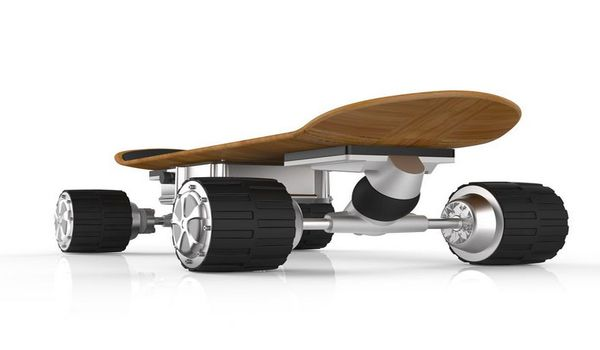 Airwheel M3 Off-road Electric Skateboards