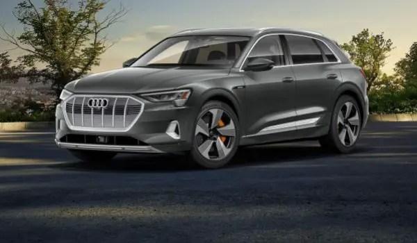 Audi e-tron electric SUV