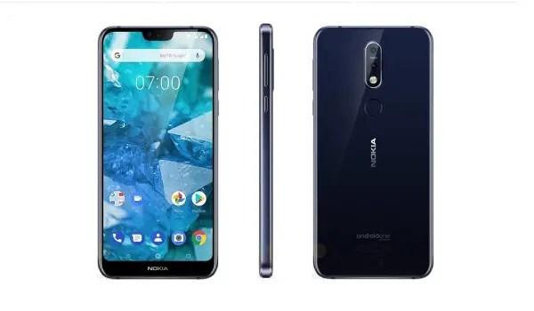Nokia 7.1 specs