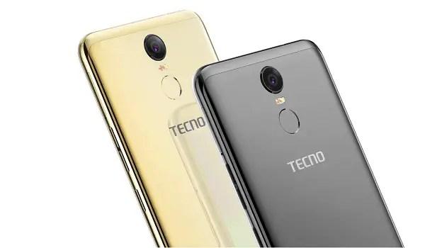 TECNO Pouvoir 2 Pro main camera