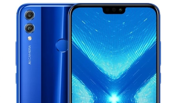 honor 8x top