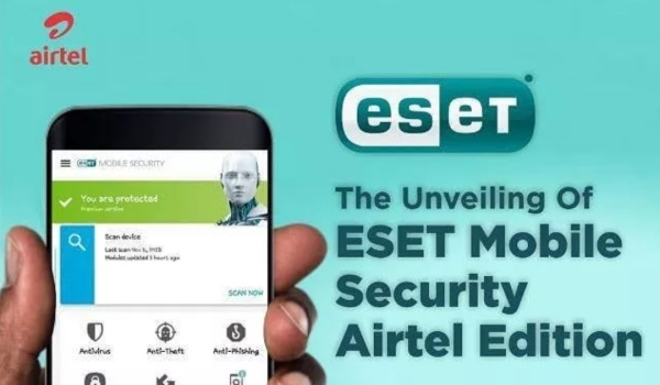 Airtel Nigeria partners ESET antivirus for Android users