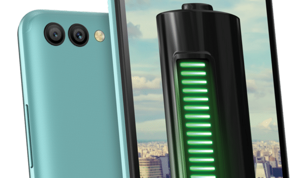 itel A44 Power smartphone