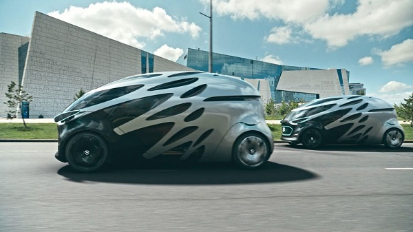 Daimler Urbanetic