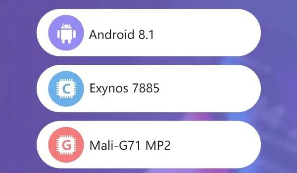 Samsung Galaxy M2 SM-M205F