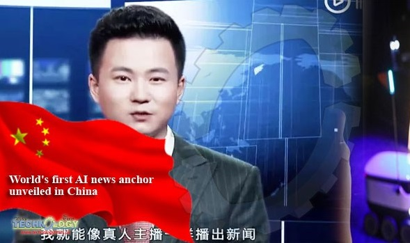 Hao, the first AI news anchor