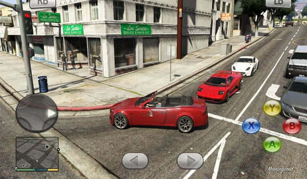 download GTA 5 for Android