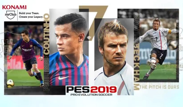 PES 2019 mobile