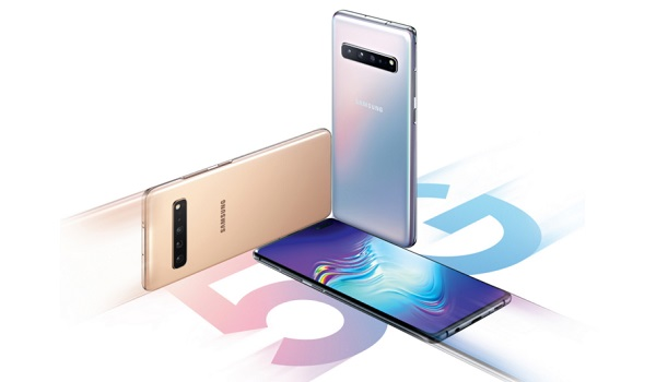 The Galaxy S10 5G is one of the first 5g phones in the market