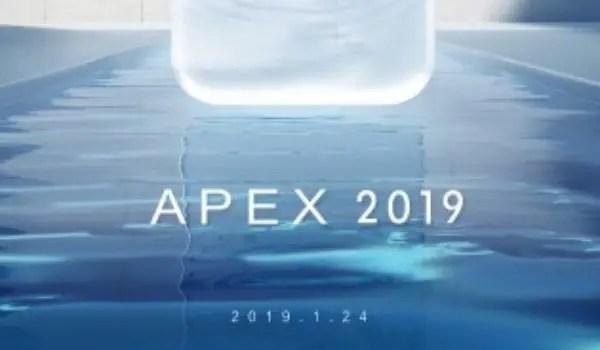 vivo Apex 2019