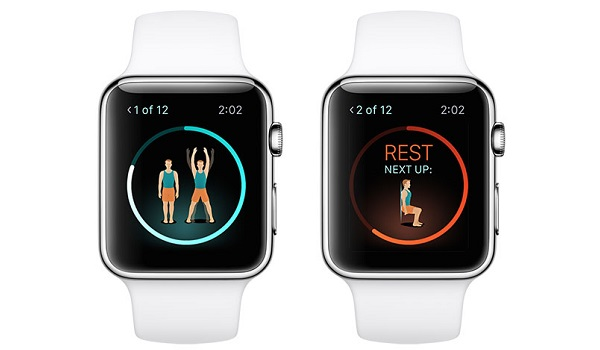 apple watch health tracking