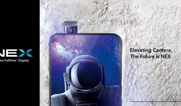 Vivo Nex bezel-less phone