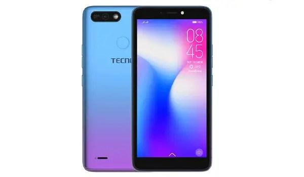 TECNO Pop 2 Pro specifications