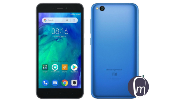 Xiaomi Redmi Go is a 1 GB RAM mobile phone