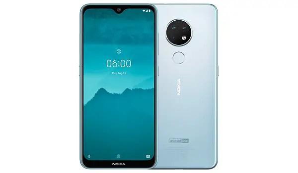 Nokia 6.2 Ice