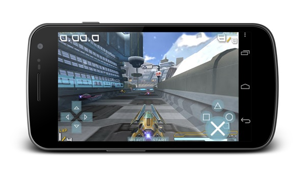PSP emulator PPSSPP for android and ios