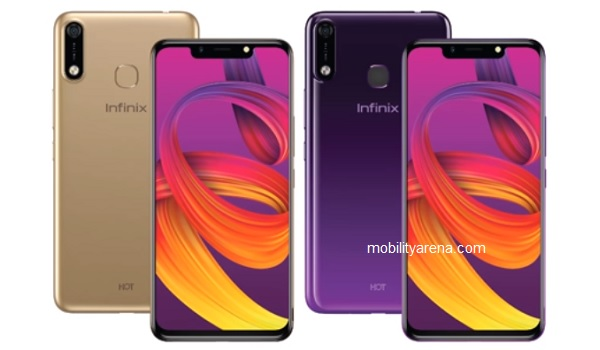 unlocked infinix hot 7 colours
