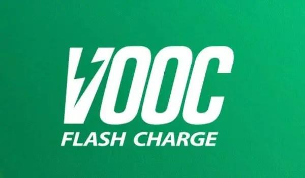 VOOC fast Charging