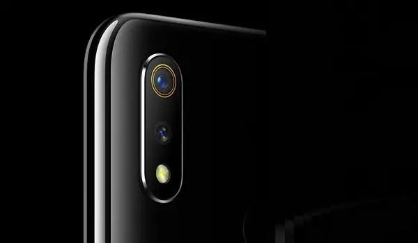 Realme 3 dual camera