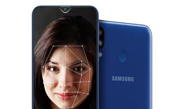 Samsung face unlock