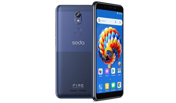 Soda Fire - Full phone specs and price