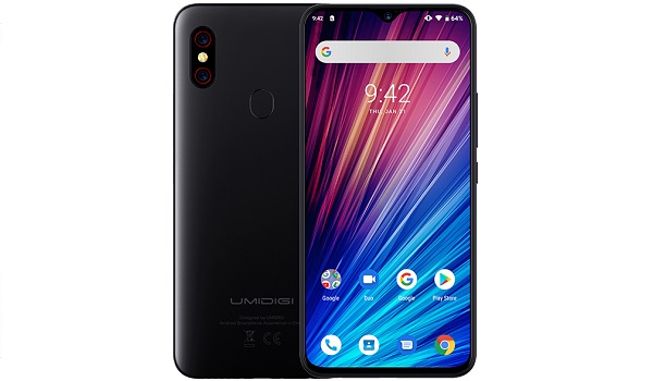 UMIDIGI F1 Play specs and price