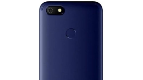 gionee f205 pro back
