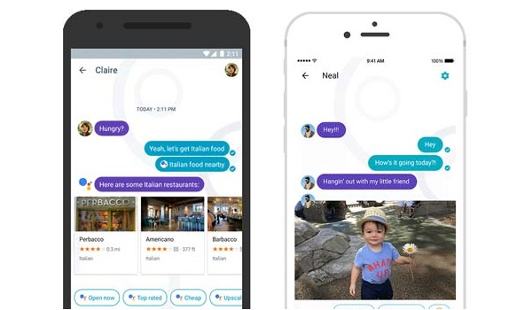 google allo messaging app