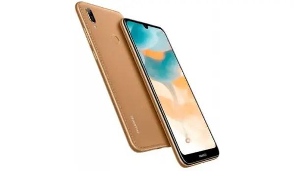huawei y6 2019 smartphone