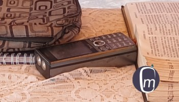 thick feature phone with huge battery