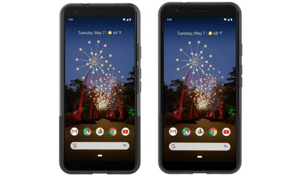 Google Pixel 3a and 3a XL official images