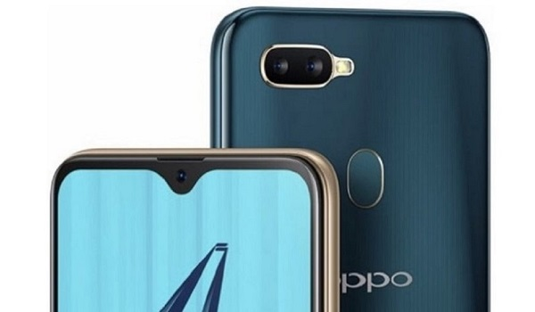 OPPO A5s cameras
