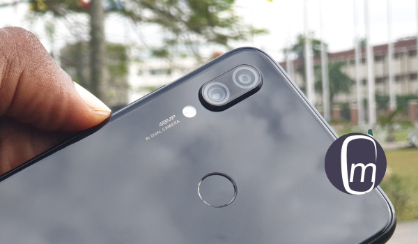 Redmi Note 7 48 MP camera