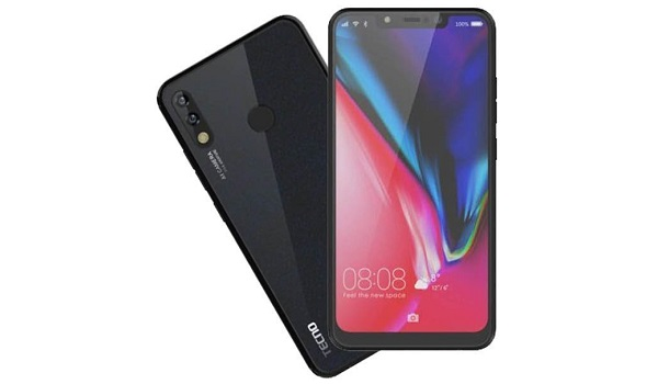 TECNO Camon iSKY 3 Android 9 phone: specs and price