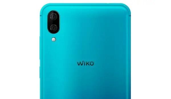 Wiko Y80 camera