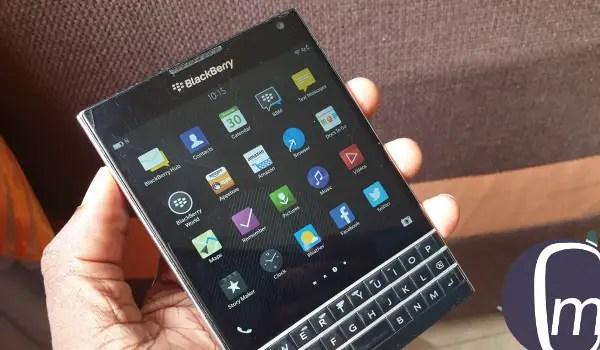 blackberry passport long-term review
