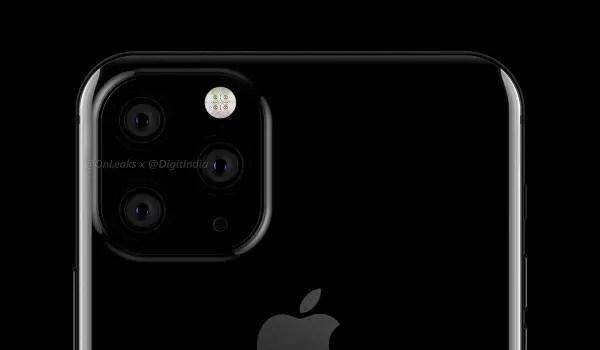 iPhone XI black
