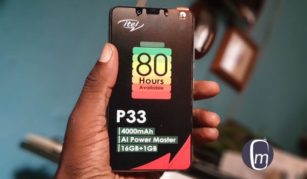 itel P33 review 10