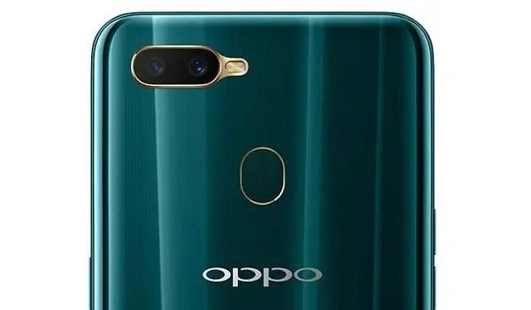 Oppo A7n camera