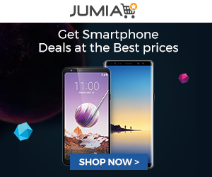 Get smartphone deals at the best price on Jumia