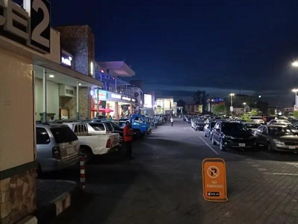 Oppo f11 pro 48 MP night photo