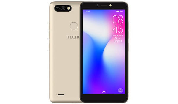 TECNO POP 2F (entry-level Android 8 phone) 4