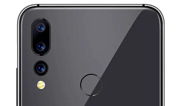 umidigi a5 pro rear triple camera
